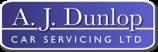 AJ Dunlop Logo